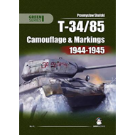 T-34-85: Camouflage and Markings 1944-1945 (BOK)
