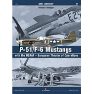 P-51/F-6 Mustangs with the USAAF - European Theater of Opera (BOK)