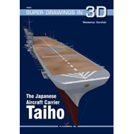 Japanese Aircraft Carrier Taiho (BOK)