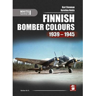 Finnish Bomber Colours 1939-1945 (BOK)