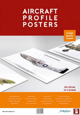 Aircraft Profile Posters (BOK)