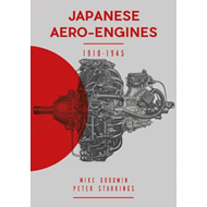 Japanese Aero-Engines 1910-1945 (BOK)