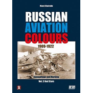 Produktbilde for Russian Aviation Colours 1909-1922 (BOK)