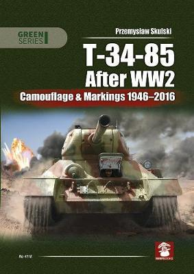 T-34-85 After WW2 (BOK)
