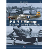 P-51/F-6 Mustangs with Usaaf - in the Mto (BOK)
