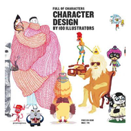 Character Design by 100 Illustrators (BOK)