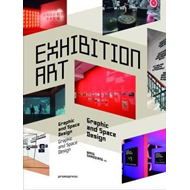 Produktbilde for Exhibition Art - Graphics and Space Design (BOK)