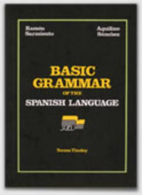 Basic Grammar of the Spanish Language (BOK)