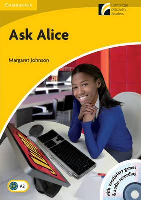 Ask Alice Level 2 Elementary/Lower-intermediate with CD-ROM/ (BOK)
