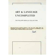 Art & Language Uncompleted (BOK)