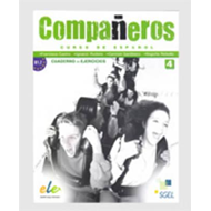 Companeros 4: Exercises Book (BOK)