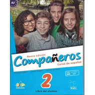 Companeros: Student Book with Access to Internet Support (BOK)