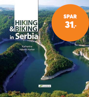 Hiking and Biking in Serbia (BOK)