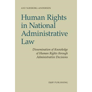 Human Rights in National Administrative Law (BOK)