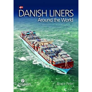 Danish Liners Around the World (BOK)