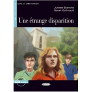 Une Etrange Disparition + CD (BOK)