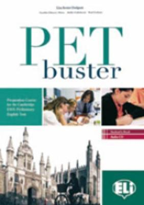 PET Buster: Self Study Edition with Answer Key (BOK)