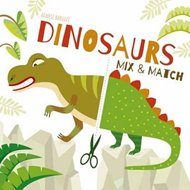 Dinosaurs Mix and Match (BOK)