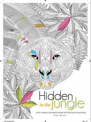 Hidden in the Jungle (BOK)