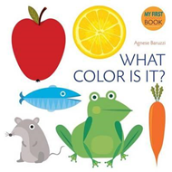 My First Book of Colors (BOK)