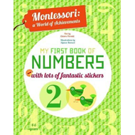 Montessori: My First Book of the Numbers (BOK)