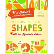 Montessori: My First Book of the Shapes (BOK)