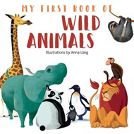 My First Book of Wild Animals (BOK)