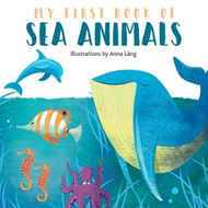 My First Book of Sea Animals (BOK)