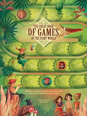 Great Book of Games in the Fairy World (BOK)