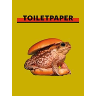 Toiletpaper Volume 2 (Platinum Collection) (BOK)