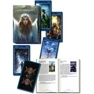 Book of Shadows: Kit 23: Book and Card Set (BOK)