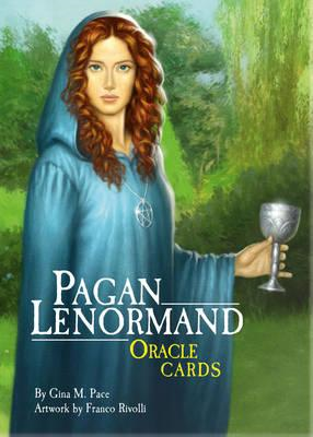 Pagan Lenormand Oracle Cards (BOK)