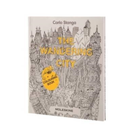 Wandering City Colouring Book (BOK)