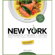 Produktbilde for New York (BOK)