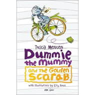 Dummie the Mummy and the Golden Scarab (BOK)