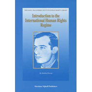 Introduction to the International Human Rights Regime (BOK)