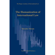 The Humanization of International Law (BOK)