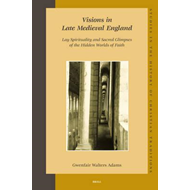 Visions in Late Medieval England: Lay Spirituality and Sacred Glimpses of the Hidden Worlds of Faith (BOK)