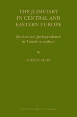 Judiciary in Central and Eastern Europe (BOK)