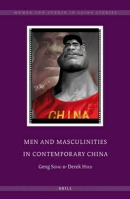 Men and Masculinities in Contemporary China (BOK)