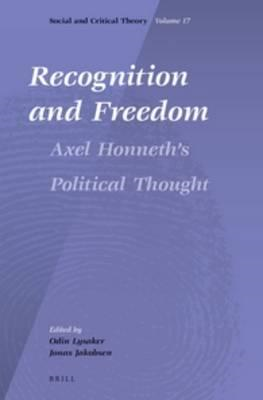 Recognition and Freedom (BOK)