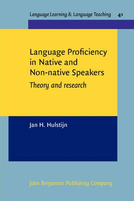 Language Proficiency in Native and Non-Native Speakers (BOK)