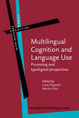 Multilingual Cognition and Language Use (BOK)