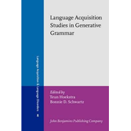 Language Acquisition Studies in Generative Grammar (BOK)