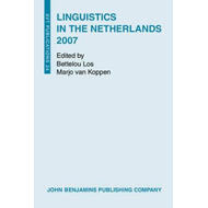 Linguistics in the Netherlands 2007 (BOK)