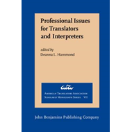 Professional Issues for Translators and Interpreters (BOK)