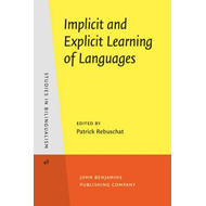Implicit and Explicit Learning of Languages (BOK)
