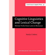 Cognitive Linguistics and Lexical Change (BOK)