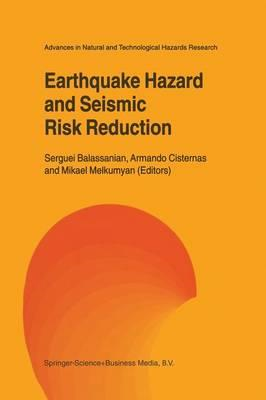 Earthquake Hazard and Seismic Risk Reduction (BOK)