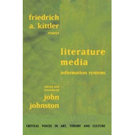 Literature, Media, Information Systems (BOK)